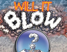 Will it Blow? – by Elizabeth Rusch
