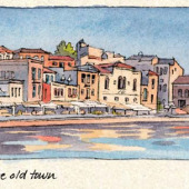 Sketches from Crete